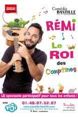 REMI - LE ROI DES COMPTINES