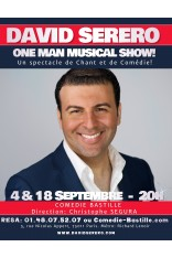 DAVID SERERO - One Man Musical Show !