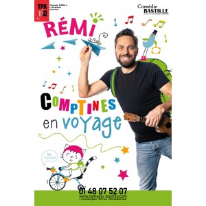 REMI - COMPTINES EN VOYAGE