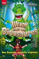 Wendy chez les dinosaures