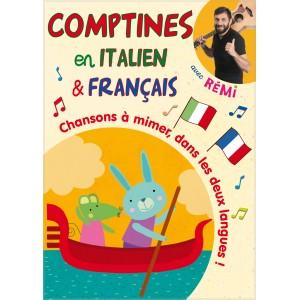 COMPTINES EN ITALIEN ET FRANCAIS