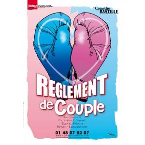 REGLEMENT DE COUPLE