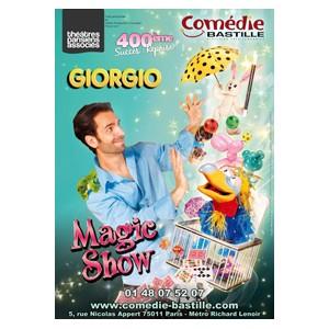 GIORGIO MAGIC SHOW