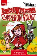 La folle histoire du Chaperon Rouge